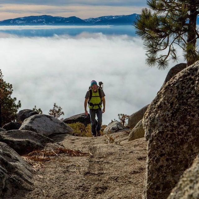 Nick _ Hiking _ Inversion
