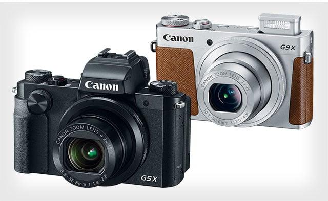 Canon G5x và G9x ra mắt: phân khúc máy cao cấp với cảm biến lớn - 94868