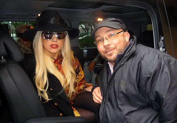 Lady Gaga, 2012