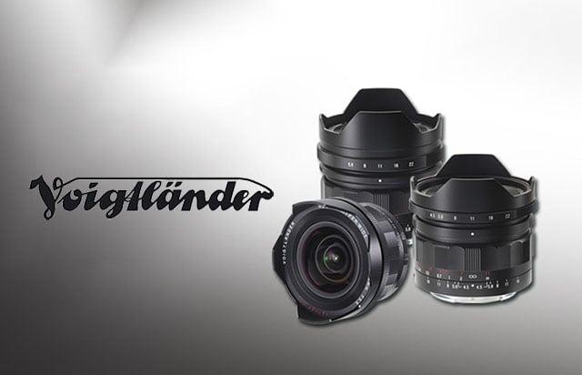 Voigtlander Unveils Full Frame Sony E Lenses: 10mm, 12mm, and 15mm