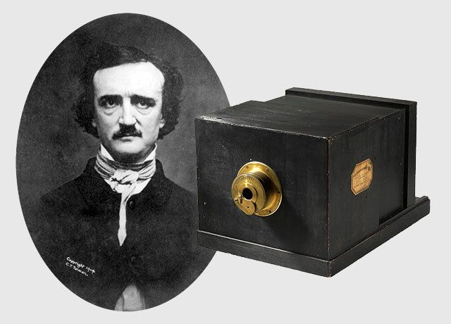 Here's What Edgar Allan Poe Wrote About the Birth of Photography in 1840