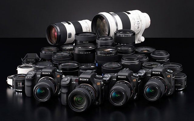 Sony UK: There Are No A-Mount Cameras Planned