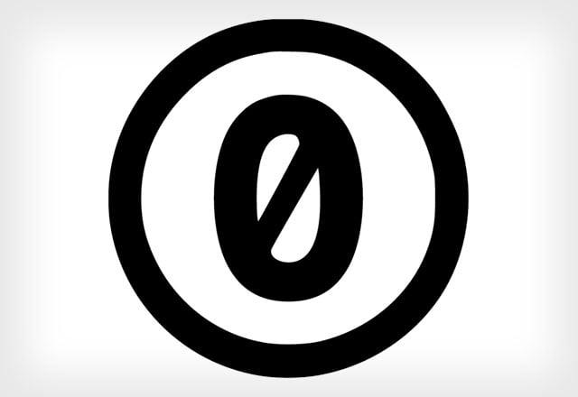 zerosymbol