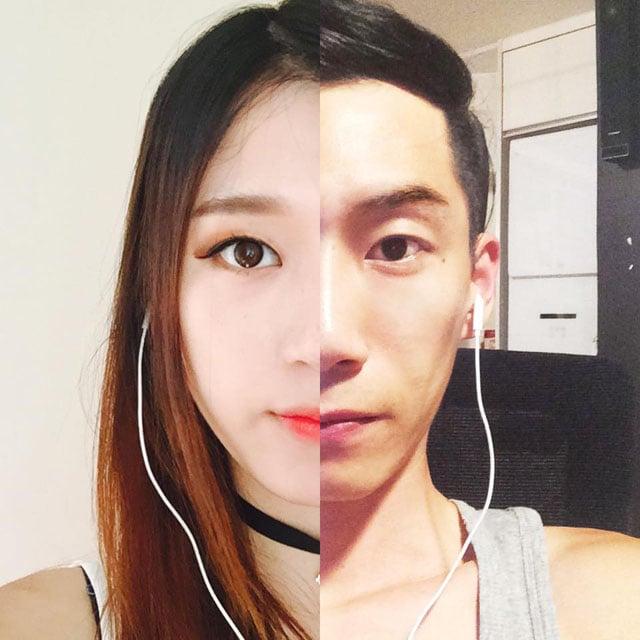 Danbi Shin (left) and Seok Li (right)