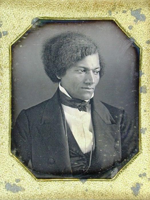 Frederick Douglass, ca. 1848