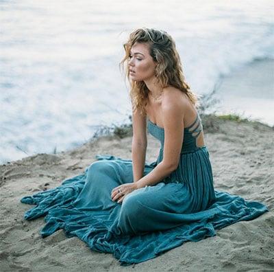 beachgoldenhour