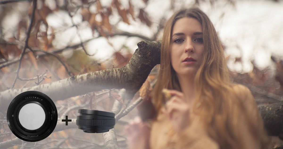 Creating 'Bokeh Madness' with a Tilt Lens Adapter