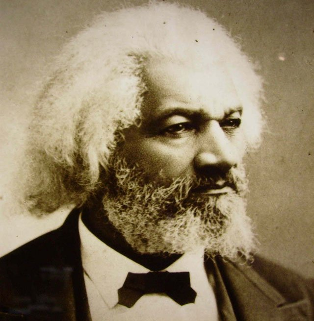 Who is Frederick Douglass?
