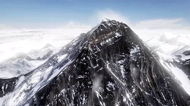 300,000 High-Res Photos Used to Create the Ultimate Virtual Reality Everest Climb