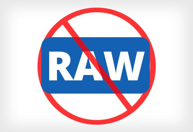 Reuters Issues a Worldwide Ban on RAW Photos