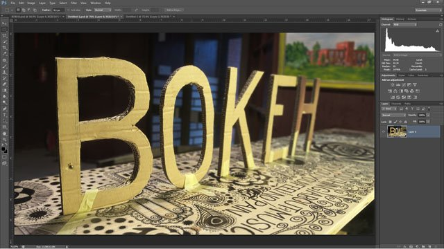 How To Fake Depth Of Field Blur In Photoshop Using ZDepth Pass - 38 photographs so perfect no amount of photoshop can improve them