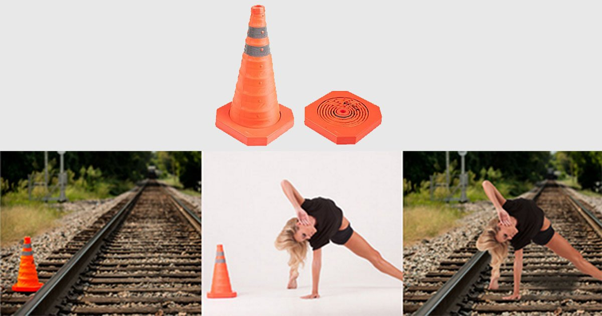CompositingStock Uses a Safety Cone to Help You Get Sizes Right in Composites