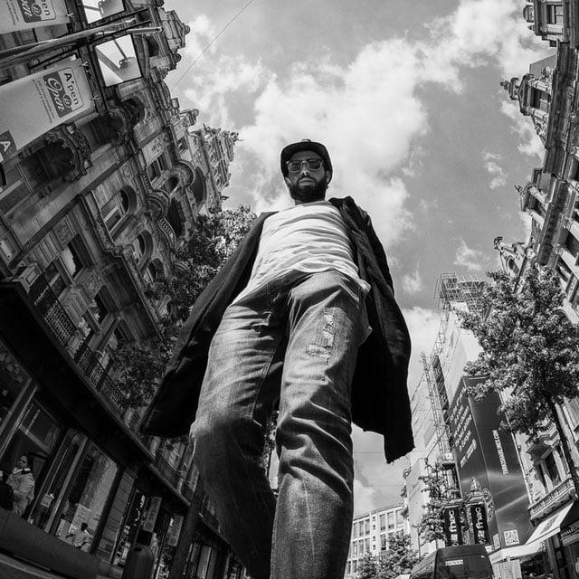 Urban Male Fashion Photography