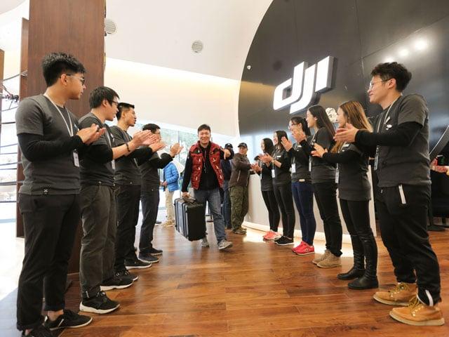 Dji ra mắt showroom dành riêng cho các sản phẩm flagship - 105370