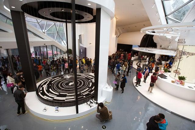 Dji ra mắt showroom dành riêng cho các sản phẩm flagship - 105374