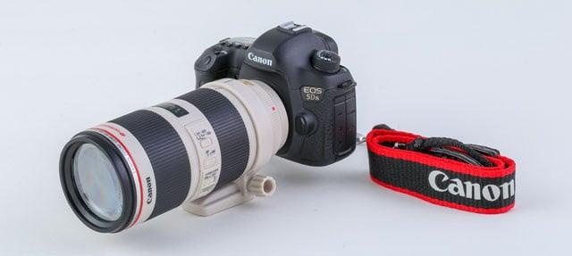 Canon giới thiệu mô hình 5Ds cùng 2 mẫu USB hình ống kính cho fan - 104687