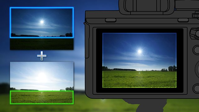 Sony's New Sky HDR App Replaces the Graduated ND Filter for Landscapes