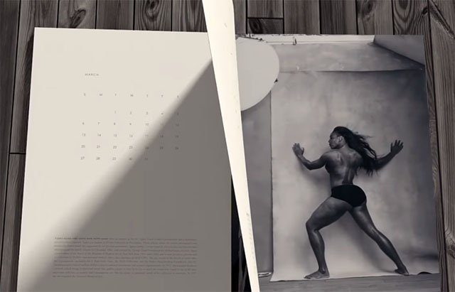 Annie Leibovitz Shoots the Pirelli Calendar Into a New Direction