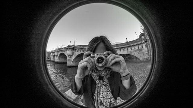Chụp thử ảnh chân dung bằng ống Fisheye 180° - 103526