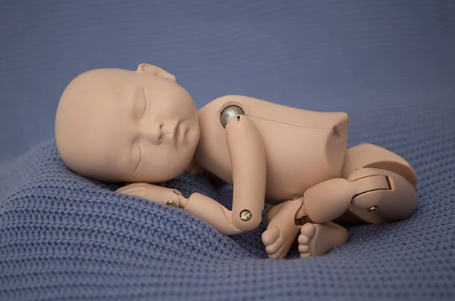 Standinbaby Is A Training Baby For Learning Newborn