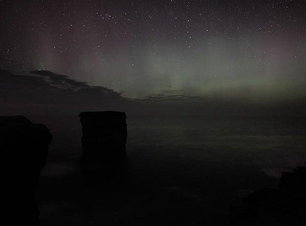 Black Haze Over Aurora (Night Book 3)