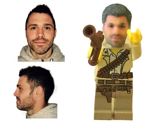 Turn Your Photo Into a Custom LEGO Minifigure Head