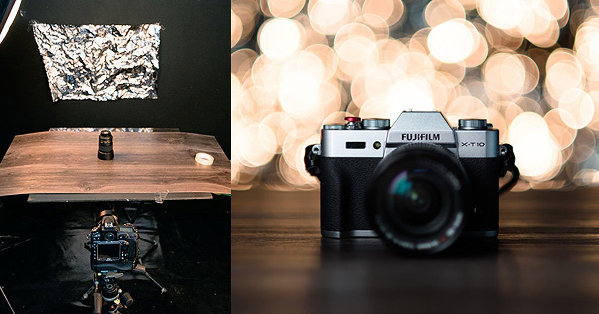 El Bokeh Wall: How to Create a Beautiful Background with Aluminum Foil