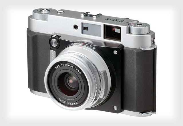 Fujifilm Planning To Launch A Medium Format Digital Camera, Report Says