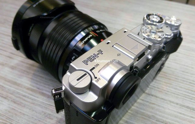 The First Real-World Photos of the Olympus PEN-F