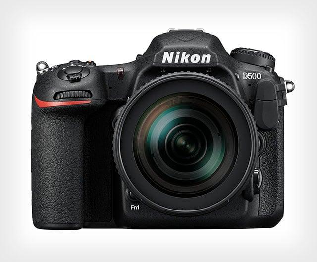 Nikon Unveils the D500: A Crop Sensor DSLR with Pro Level Specs and Features