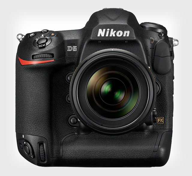 nikond5front