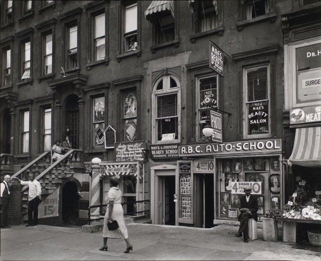 Photos Of 1930s New York City By Berenice Abbott