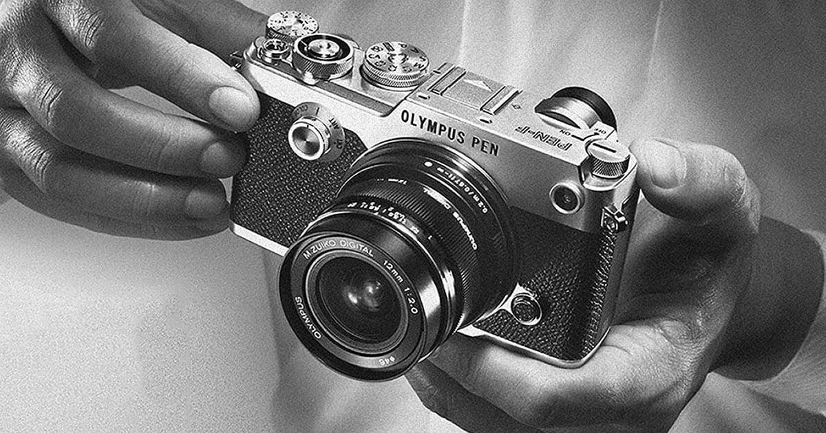 Olympus Unveils the PEN-F, A Retro Camera Reborn for the Digital Era