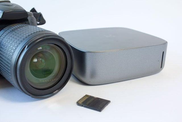 Grey with Camera
