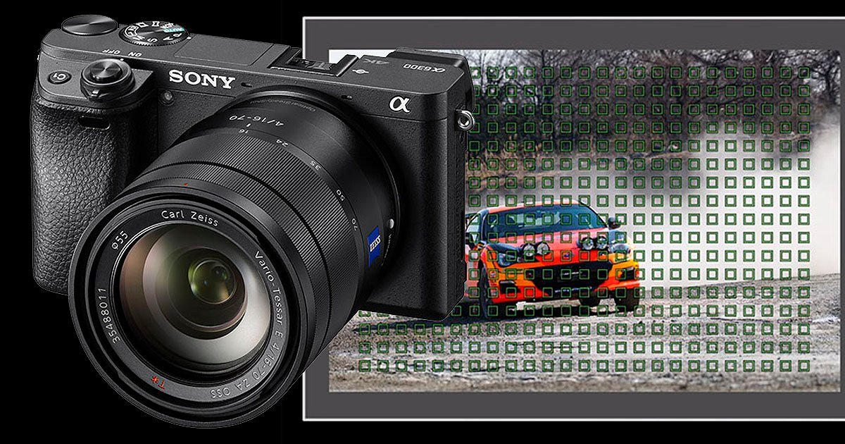 Sony A6300 Boasts The World S Fastest Af And Highest