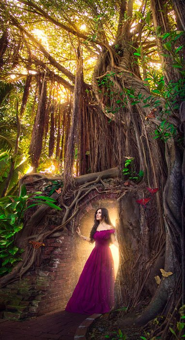 Steps To Adding Fantasy Lighting With Photoshop - 38 photographs so perfect no amount of photoshop can improve them