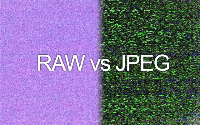 Here's a Crazy Comparison Between RAW and JPEG