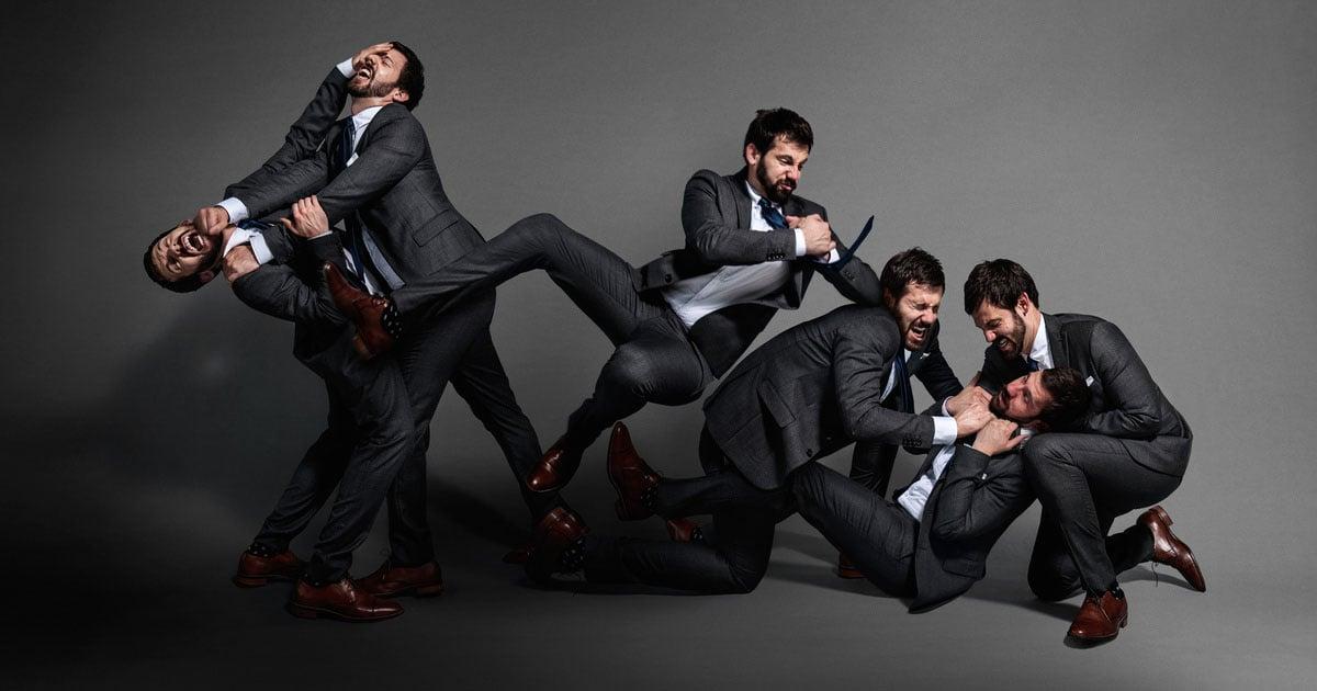 tuto levitation - Magazine cover