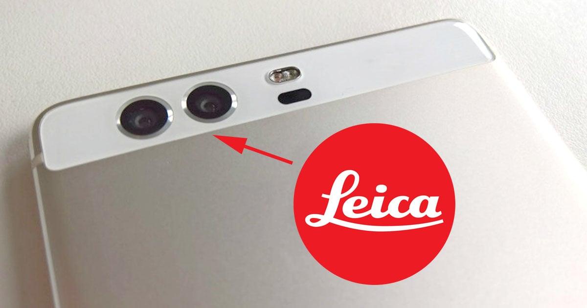 Leica's Smartphone Debut: Huawei P9 Leaked Photos Show Dual Camera