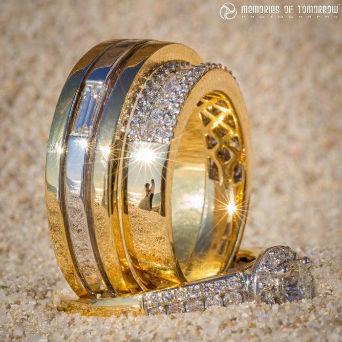 Wedding Rings Direct 62 Fancy  o o o