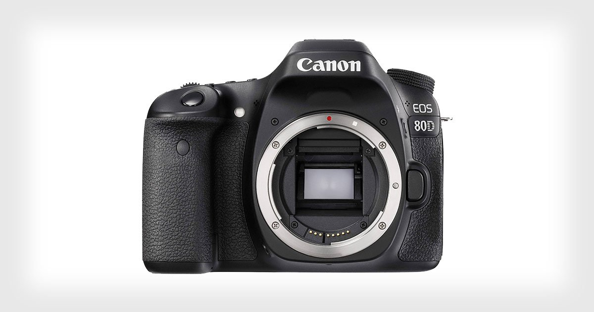 Review: The Canon 80D is a Solid DSLR Stuck in No Man\'s Land