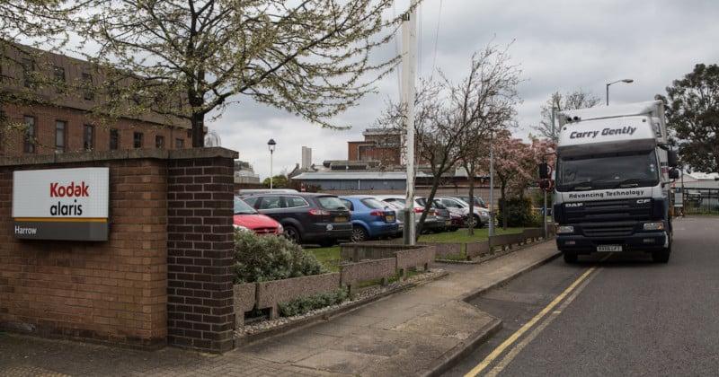 Kodak Alaris in Trouble? Shuts Down Major Manufacturing Plant in UK