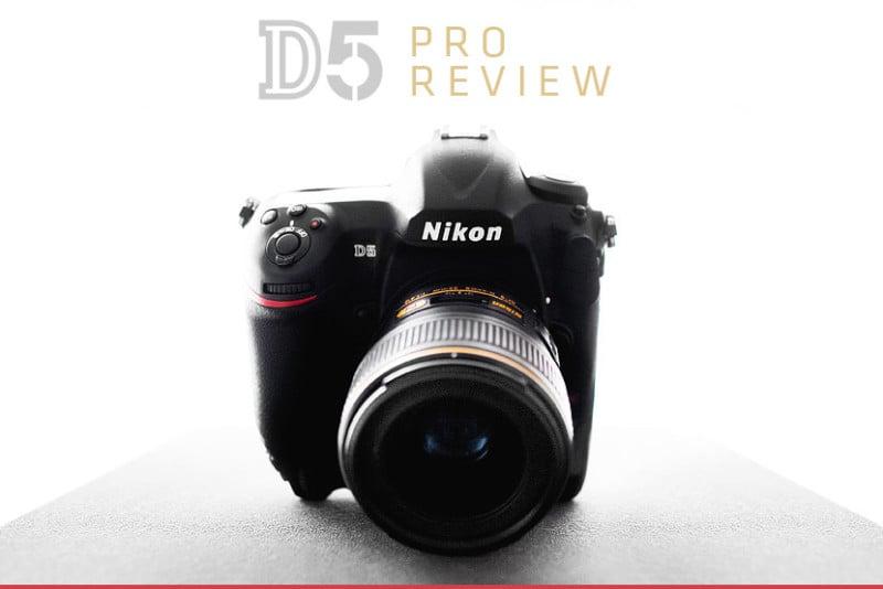 Nikon D5 Pro Review: The Batman of the Camera World