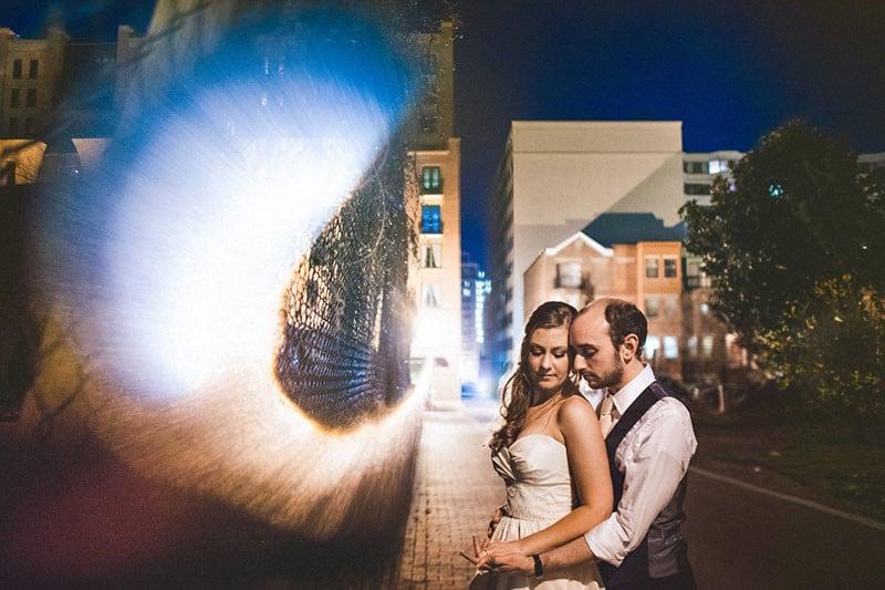 Sam Hurd Light Ring