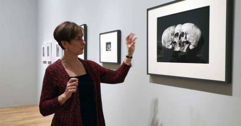 Exploring the Work of Irving Penn with a Museum Curator