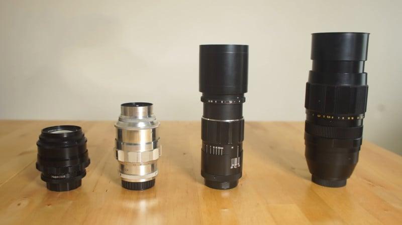 4 Cheap Soviet Lenses Worth Hunting Down on eBay