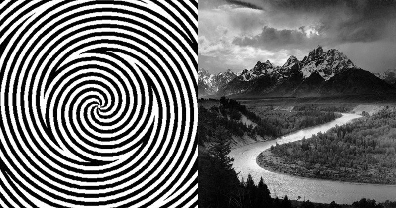This Optical Illusion Changes the Way You See Famous Photos
