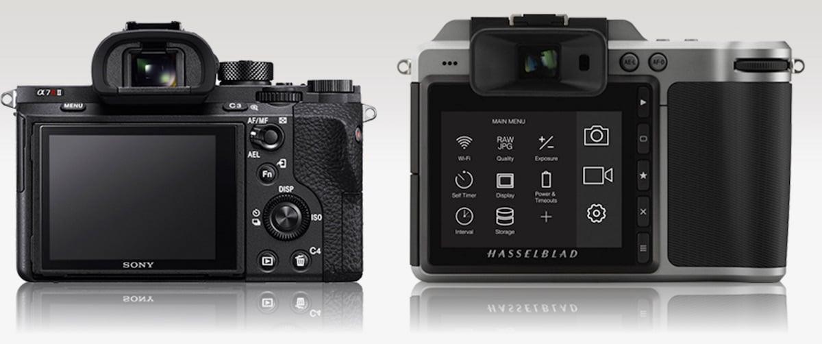 Hasselblad X1d Vs Sony A7r Ii Vs Canon 5ds Vs Pentax 645d