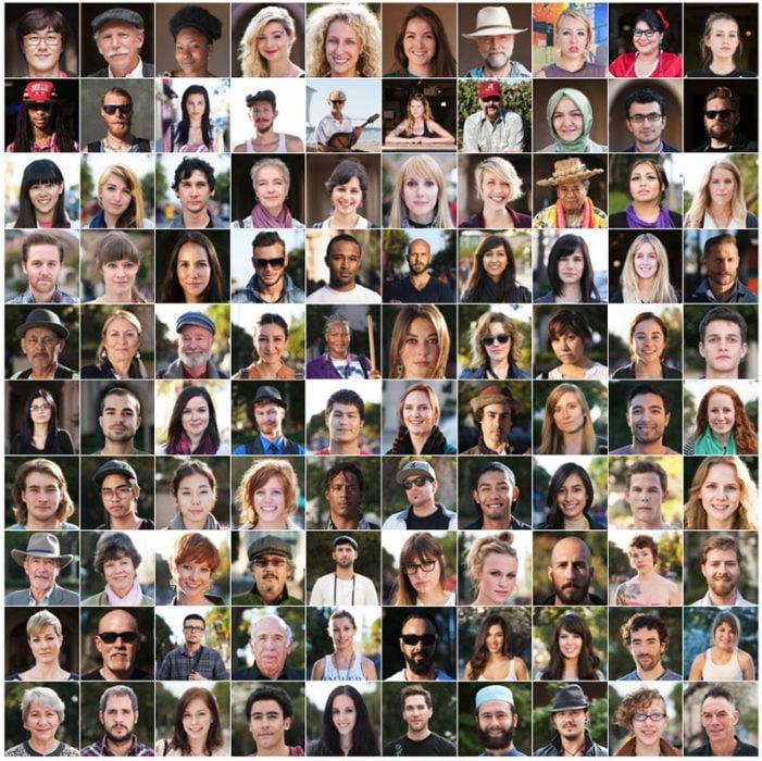 100portraits