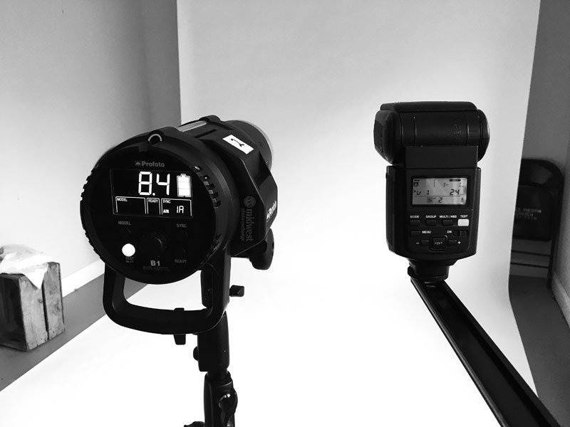 I wanted to know my options when it came to portable lights, so I tested the Profoto B1 against a Cactus RF60.